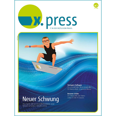 x.press IT in der Praxis – neue Ausgabe
