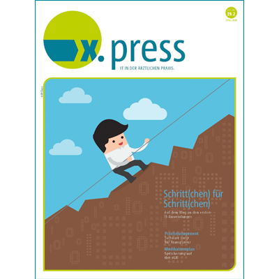 x.press: Ausgabe 19.2