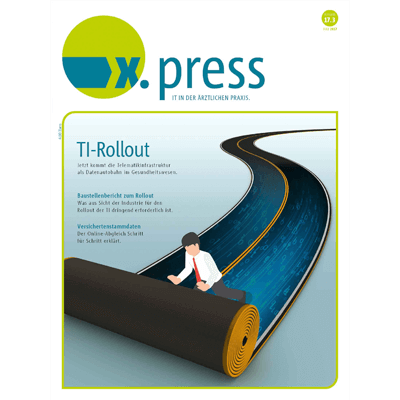 x.press IT in der Praxis - neue Ausgabe